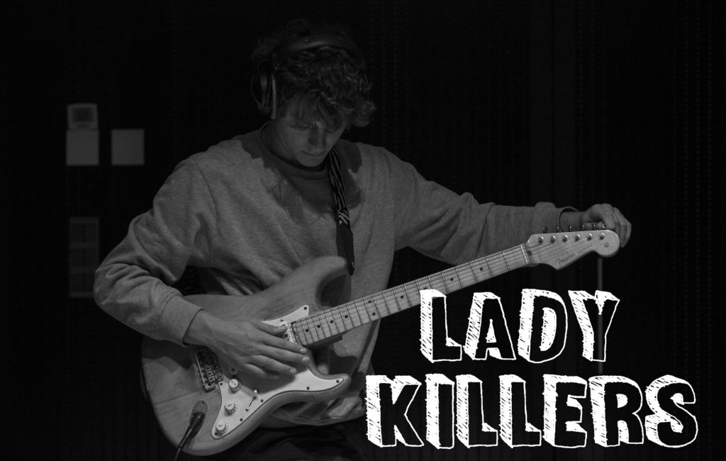Lady Killers_ Follow that Sound