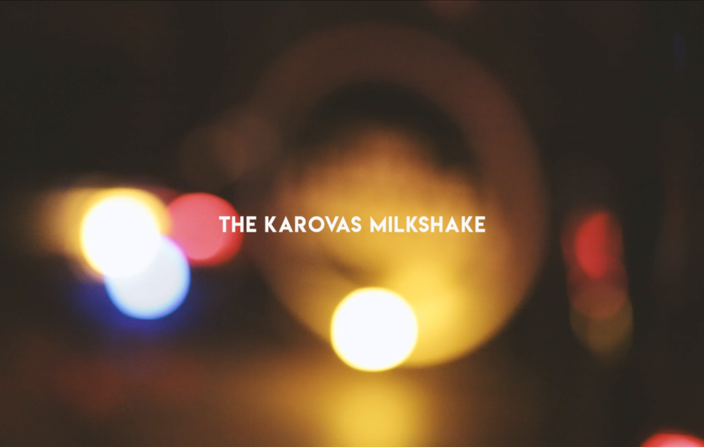 The Karovas Milkshake