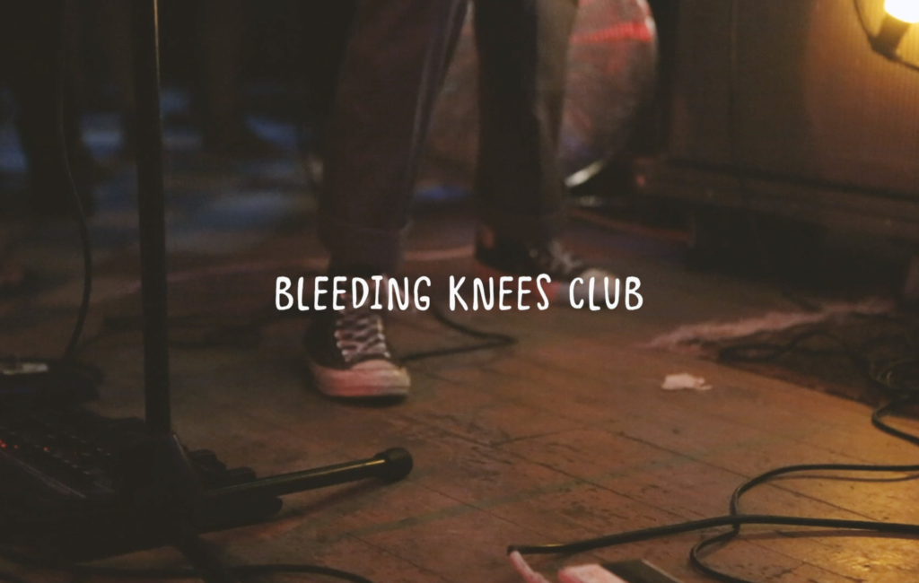 Bleeding Knees Club
